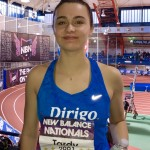 Tia Tardy at New Balance Nationals